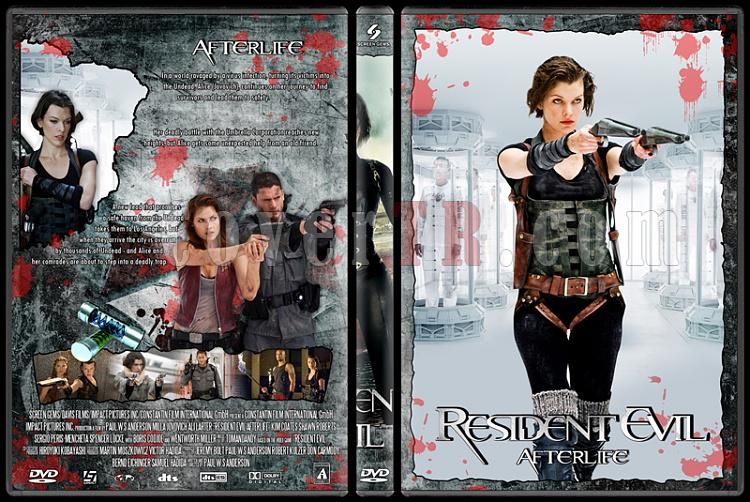 Resident Evil (Ölümcül Deney) - Custom Dvd Cover Set - English [2002-2004-2007-2010-2012]-residentevil4jpg