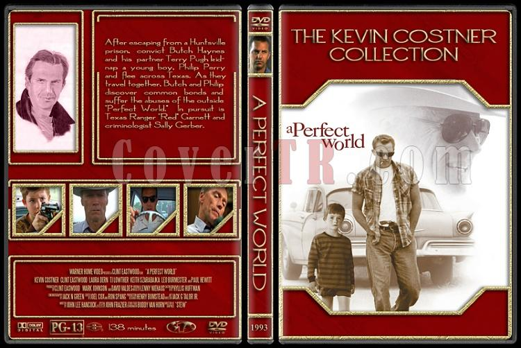 The Kevin Costner Collection - Custom Dvd Cover Set - English [1985-2007]-1993-perfect-worldjpg