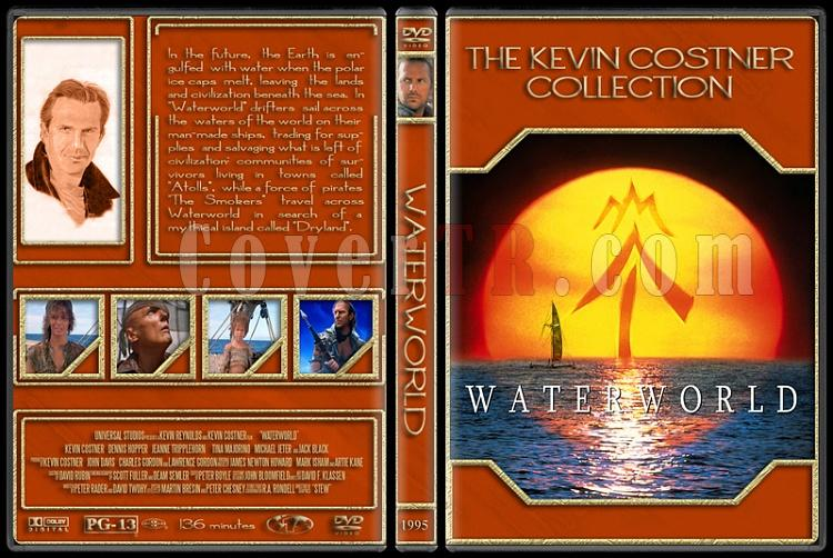 The Kevin Costner Collection - Custom Dvd Cover Set - English [1985-2007]-1995-waterworldjpg