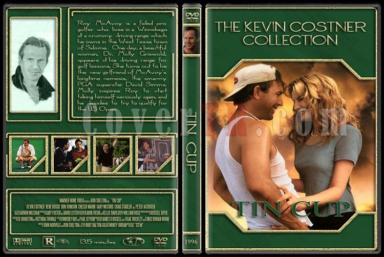 The Kevin Costner Collection - Custom Dvd Cover Set - English [1985-2007]-1996-tin-cupjpg