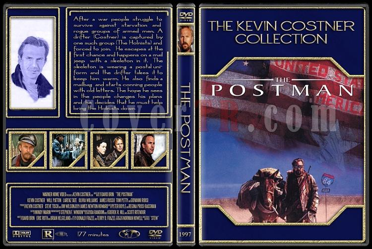 The Kevin Costner Collection - Custom Dvd Cover Set - English [1985-2007]-1997-postmanjpg