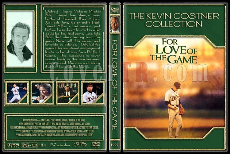 The Kevin Costner Collection - Custom Dvd Cover Set - English [1985-2007]-1999-love-gamejpg