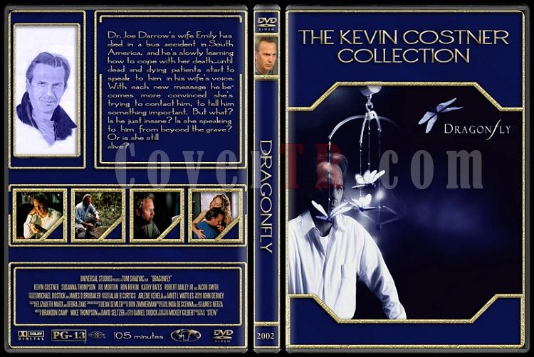 The Kevin Costner Collection - Custom Dvd Cover Set - English [1985-2007]-2002-dragonflyjpg