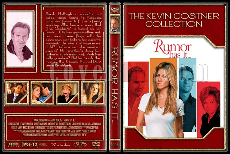 The Kevin Costner Collection - Custom Dvd Cover Set - English [1985-2007]-2005-rumor-has-itjpg