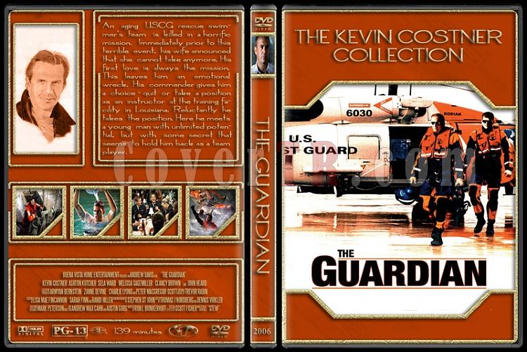 The Kevin Costner Collection - Custom Dvd Cover Set - English [1985-2007]-2006-guardianjpg