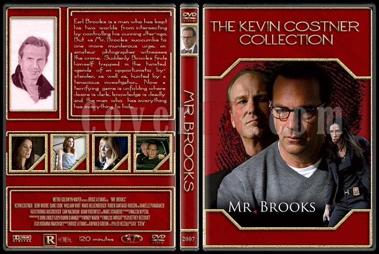 The Kevin Costner Collection - Custom Dvd Cover Set - English [1985-2007]-2007-mr-brooksjpg