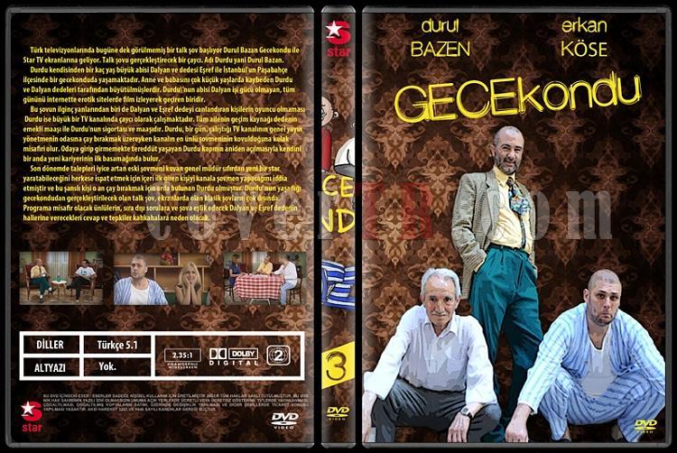 Gecekondu - Custom Dvd Cover Set - Türkçe [2010-2011]-3jpg