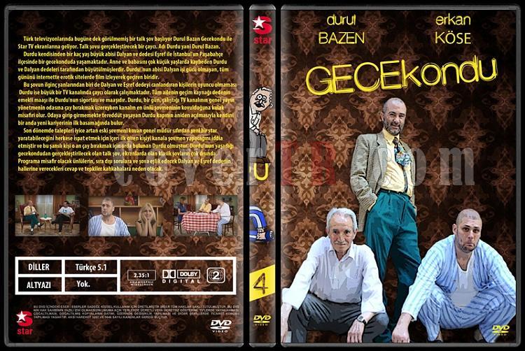 Gecekondu - Custom Dvd Cover Set - Türkçe [2010-2011]-4jpg