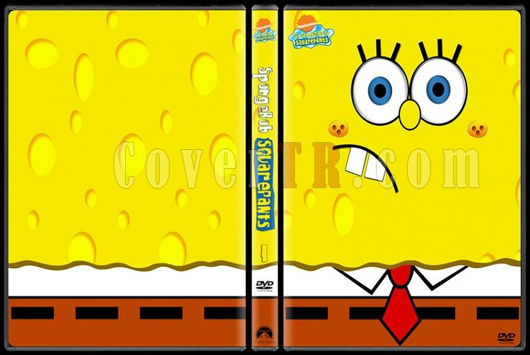 SpongeBob SquarePants (Sünger Bob Kare Şort) - Custom Dvd Cover Set - English [1999]-1jpg