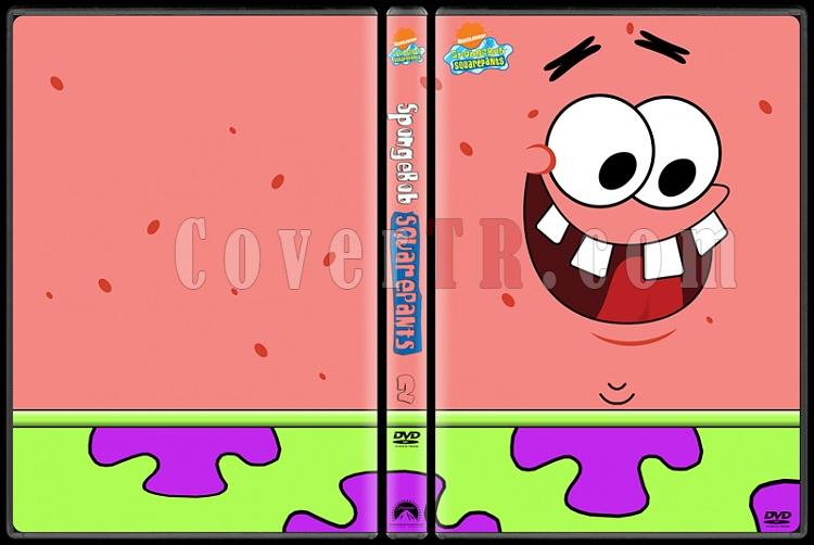 SpongeBob SquarePants (Sünger Bob Kare Şort) - Custom Dvd Cover Set - English [1999]-2jpg