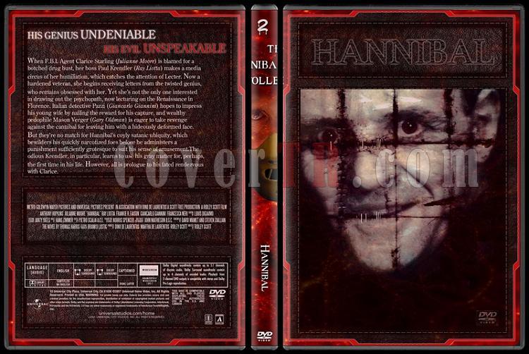 Hannibal Collection - Custom Dvd Cover Set - English [1991-2007]-2jpg