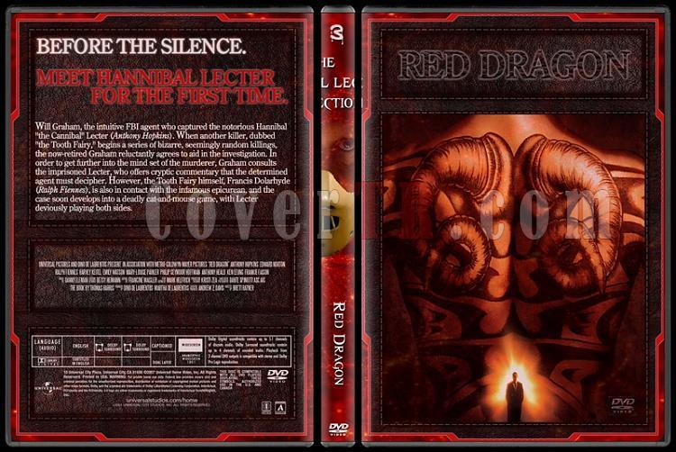 Hannibal Collection - Custom Dvd Cover Set - English [1991-2007]-3jpg