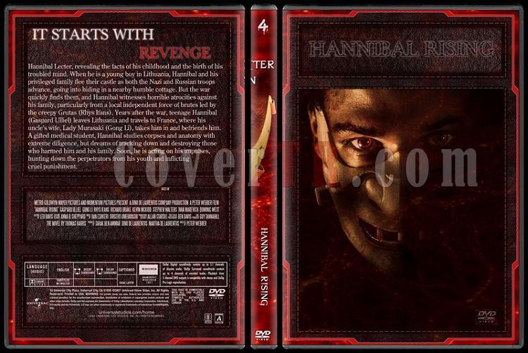Hannibal Collection - Custom Dvd Cover Set - English [1991-2007]-4jpg