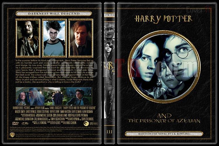 Harry Potter Collection - Custom Dvd Cover Set - English [2001-2011]-03jpg