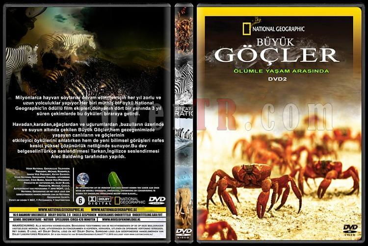 Great Migrations (Büyük Göçler) - Custom Dvd Cover Set - Türkçe [2010]-2jpg