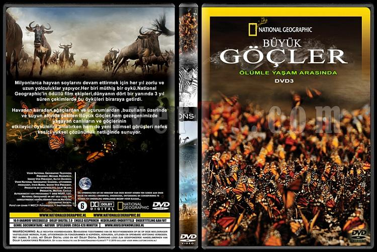 Great Migrations (Büyük Göçler) - Custom Dvd Cover Set - Türkçe [2010]-3jpg