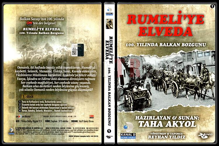 Rumeli'ye Elveda - Scan Dvd Cover Set - Türkçe [2013]-1jpg