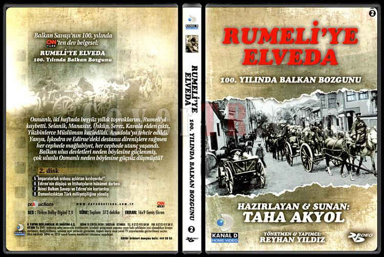 Rumeli'ye Elveda - Scan Dvd Cover Set - Türkçe [2013]-2jpg
