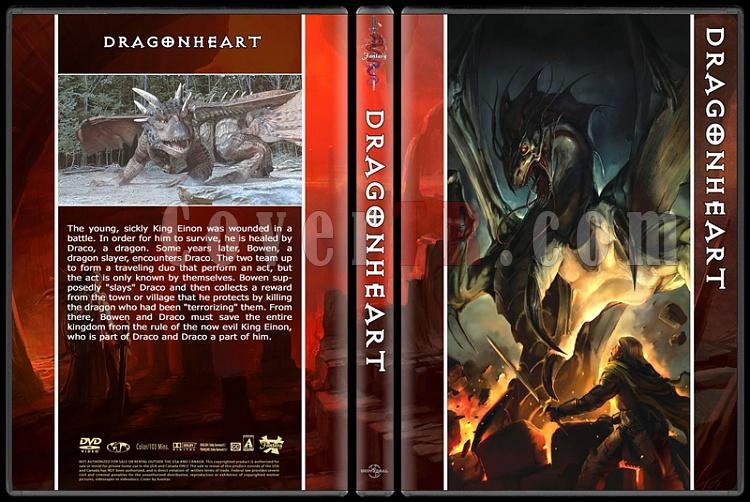 Fantasy Collection - Custom Dvd Cover Set - English-1jpg