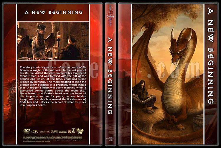 Fantasy Collection - Custom Dvd Cover Set - English-2jpg