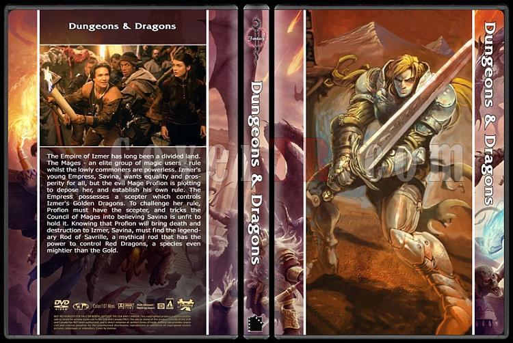 Fantasy Collection - Custom Dvd Cover Set - English-3jpg