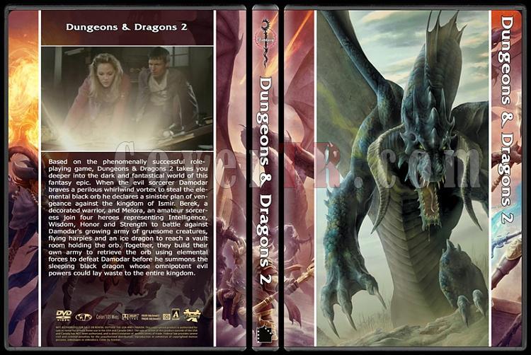 Fantasy Collection - Custom Dvd Cover Set - English-4jpg