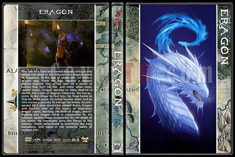 Fantasy Collection - Custom Dvd Cover Set - English-5jpg
