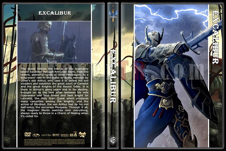 Fantasy Collection - Custom Dvd Cover Set - English-6jpg