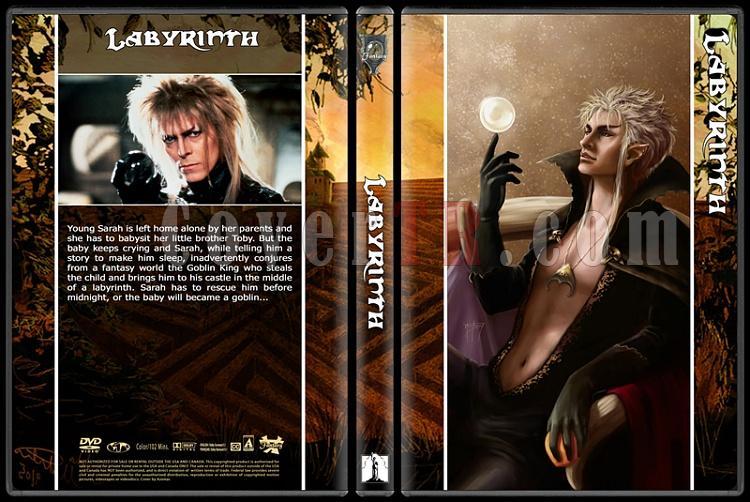 Fantasy Collection - Custom Dvd Cover Set - English-8jpg