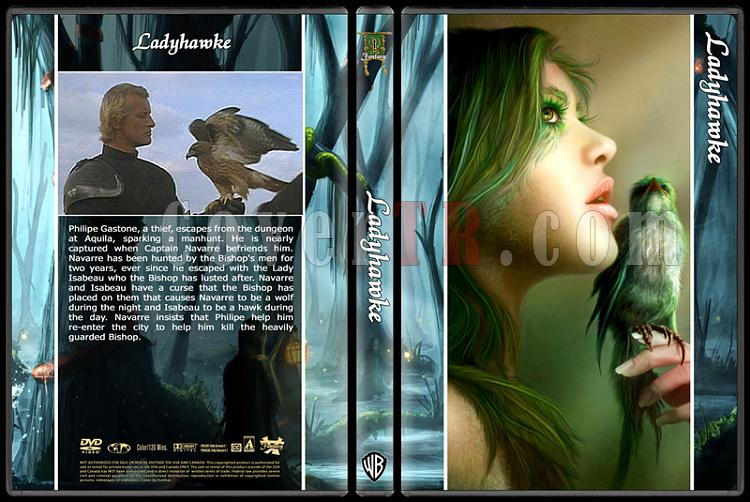 Fantasy Collection - Custom Dvd Cover Set - English-9jpg