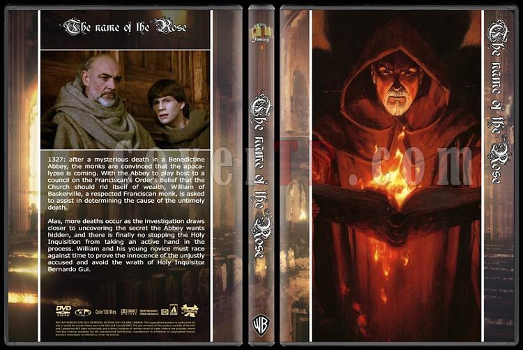 Fantasy Collection - Custom Dvd Cover Set - English-10jpg