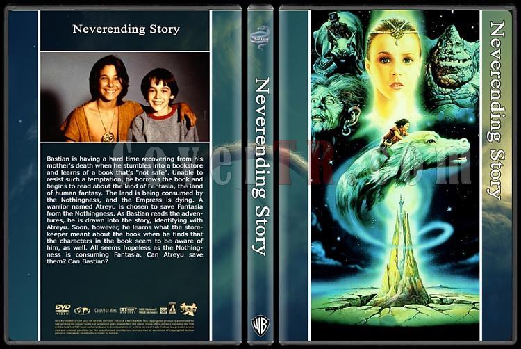 Fantasy Collection - Custom Dvd Cover Set - English-11jpg