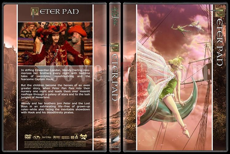 Fantasy Collection - Custom Dvd Cover Set - English-12jpg