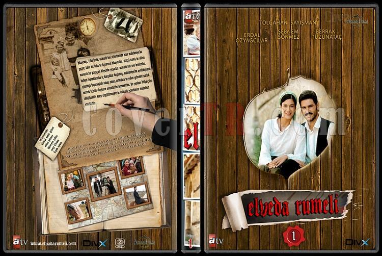 Elveda Rumeli - Custom Dvd Cover Set - Türkçe [2007-2009]-1jpg