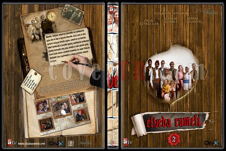 Elveda Rumeli - Custom Dvd Cover Set - Türkçe [2007-2009]-2jpg