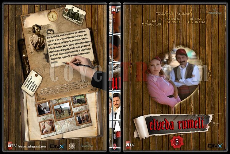 Elveda Rumeli - Custom Dvd Cover Set - Türkçe [2007-2009]-5jpg
