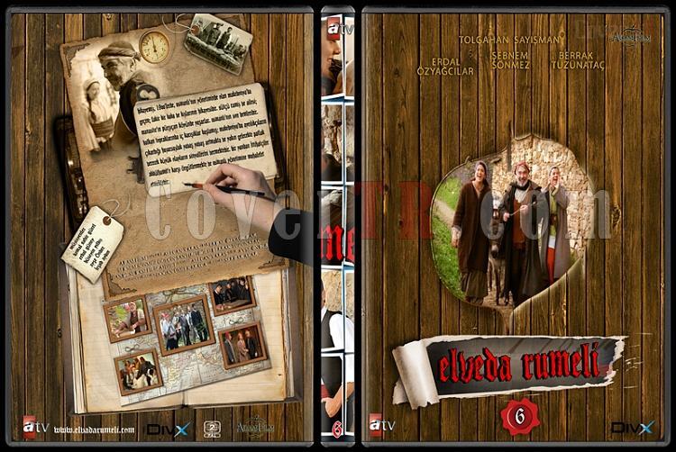 Elveda Rumeli - Custom Dvd Cover Set - Türkçe [2007-2009]-6jpg