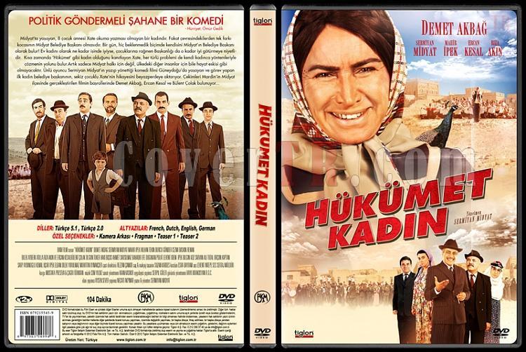 Hükümet Kadın Koleksiyonu - Custom Dvd Cover Set - Türkçe [2012-2013]-1jpg