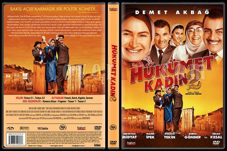 Hükümet Kadın Koleksiyonu - Custom Dvd Cover Set - Türkçe [2012-2013]-2jpg