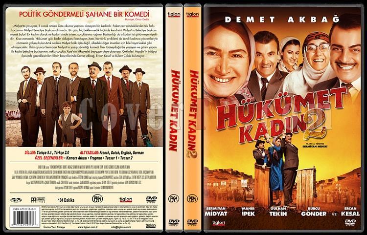 Hükümet Kadın Koleksiyonu - Custom Dvd Cover Set - Türkçe [2012-2013]-hepsi-atnjpg