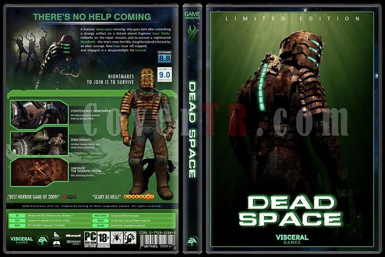 Dead Space - Custom Dvd Cover Set - English [2008-2012]-1jpg