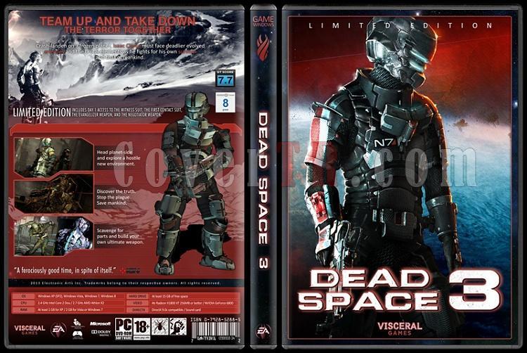 Dead Space - Custom Dvd Cover Set - English [2008-2012]-3jpg