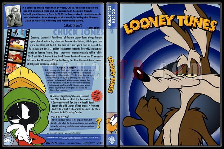 Loney Tunes-Golden Collection - Custom Dvd Cover - English [1985]-03jpg