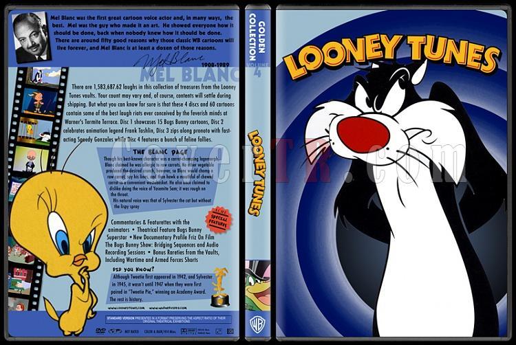 Loney Tunes-Golden Collection - Custom Dvd Cover - English [1985]-05jpg