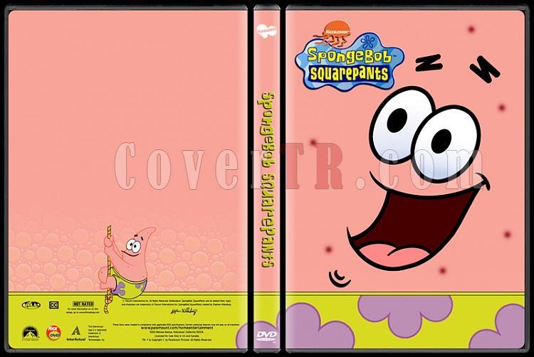 SpongeBob SquarePants (SüngerBob KareŞort) - Custom Dvd Cover Set - English [1999-?]-patrickjpg
