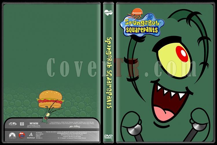 SpongeBob SquarePants (SüngerBob KareŞort) - Custom Dvd Cover Set - English [1999-?]-planktonjpg