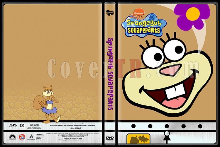 SpongeBob SquarePants (SüngerBob KareŞort) - Custom Dvd Cover Set - English [1999-?]-sandyjpg