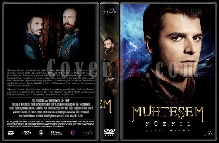 Muhteşem Yüzyıl (Seasons 1-4) - Custom Dvd Cover Set - Türkçe [2011-2014]-44jpg