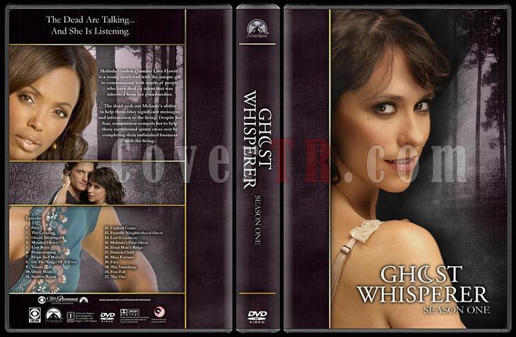 Ghost Whisperer (Seasons 1-5) - Custom Dvd Cover Set - English [2005-2010]-1jpg