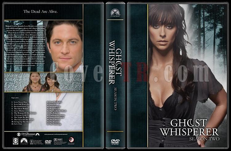 Ghost Whisperer (Seasons 1-5) - Custom Dvd Cover Set - English [2005-2010]-2jpg